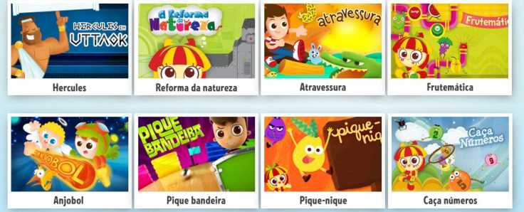 Jogos Online - Mundo do Sitio