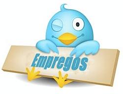 empregos no twitter