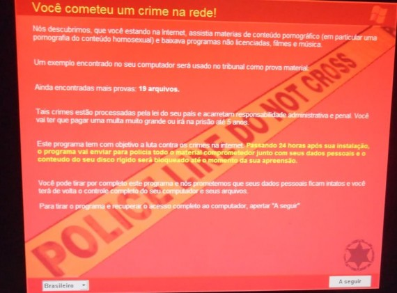 malware russo