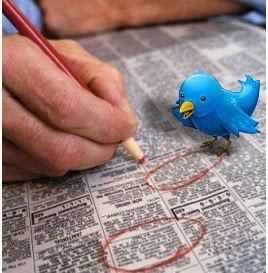 twitter emprego